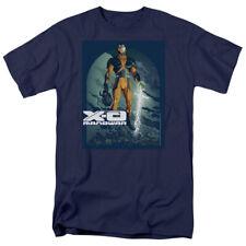 Xo Manowar Planet Death T-Shirt DC Comics Sizes S-3X NEW