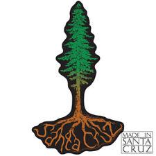 Santa Cruz Redwood Roots Tree Sticker Decal by Tim Ward