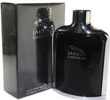 JAGUAR CLASSIC BLACK BY JAGUAR 3.4/3.3 OZ EDT SPRAY FOR MEN NEW IN BOX