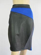 Crossroads Ladies Mid Tube Splice Skirt sizes Small Large XL Colour Black Blue