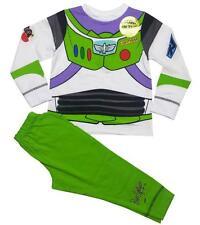 Jungen Kinder Disney Toy Story Neuheit leuchtet im dunklen Schlafanzug Pyjama