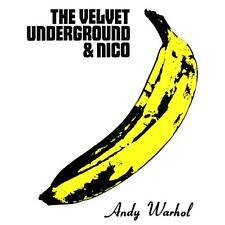 Velvet Underground Nico Album Cover Stretched Canvas Art Poster Print Warhol Cd