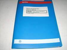 Werkstatthandbuch VW Passat B5 Radio / Telefon / Navigation Stand 07/1999