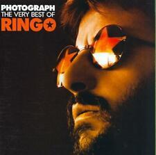 RINGO STARR - PHOTOGRAPH: THE VERY BEST OF RINGO NEW CD