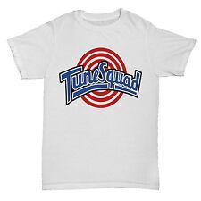 Tune Squad inspirado Space Jam 90S peli película Retro Culto baloncesto T Shirt