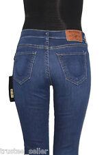 NWT True Religion Brand Jeans Women's Abbey Super Skinny Legging Pants Tinted D