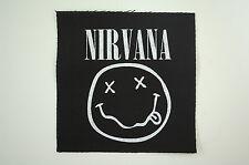 Nirvana Cloth Patch (CP191) Rock Metal Pearl Jam Kurt Cobain