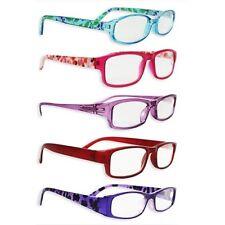 Ladies stylish fashion reading glasses various designs Strength +1.00 - +3.50