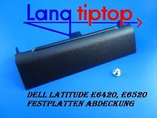 Dell Latitude E6420 E6320 E6520 Hard Drive Cover Festplatten Abdeckung +Schraube