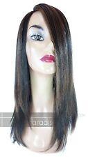 Silhouette 100% Pure Human Hair Tangle Free 3/4 Diamond Wig