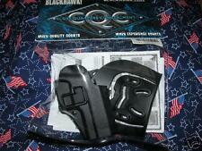Blackhawk CQC Serpa Matte Holster Glock,43. 9mm (NIB)