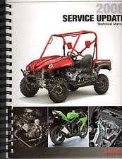 2008 Kawasaki Motorcycle Atv Watercraft Service Update Technical Manual