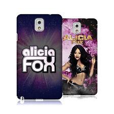 UFFICIALE WWE ALICIA FOX COVER RETRO RIGIDA PER SAMSUNG TELEFONI 2