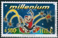 Chile 2000 #1978 Condorito Cartoon Millennium