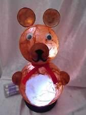 Leuchtender Teddybär
