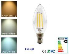 4W E14 LED Bulb Dimmable SES LED Bulb Candle Warm | Pure | Cool White