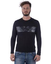 T-Shirt Emporio Armani EA7 T-Shirt Sweatshirt % Uomo Nero 3ZPT47PJ30Z-1200