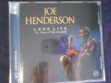 HENDERSON JOE - LUSH LIFE. SEALED CD.