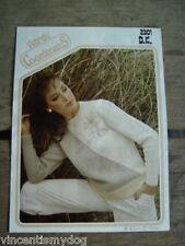 Wendy dk Suéter Con Bordados Tejer patrón 2301