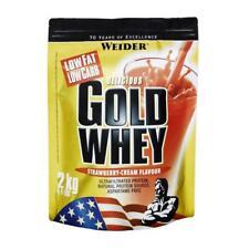 (22,45 EUR/kg) Weider Delicious Gold Whey Protein 2000g Beutel Eiweiß