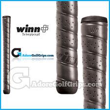 WINN Excel Wrap JUMBO Morbido Grip Golf-Nero x 9