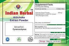 Artichoke Extract Powder 5% Cynarin & 15% Chlorogenic Acids