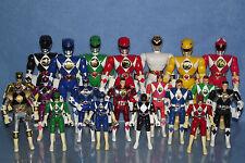 Power Rangers Mighty morhin sélection de chiffres choisissez votre Ranger