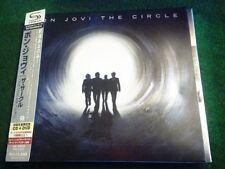 BON JOVI The Circle JAPAN SHM-CD+DVD w/OBI b651