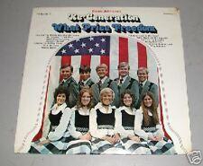DERRIC JOHNSON'S RE' GENERATION SEALED PATRIOTIC LP
