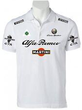 POLO ALFA ROMEO MARTINI RACING maglietta felpa yamaha t-shirt maglia spider BIA