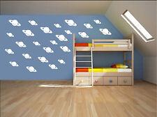 10 X Celestial Body Wall Stickers Children Nursery Kids Room Decals UK RUI50A