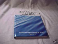 Water Programming Simplified XML Programming  Plusch