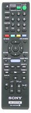Sony REMOTE CONTROL for BDV-E280 * BDV-E380 • BDV-EF200 • HBD-E380