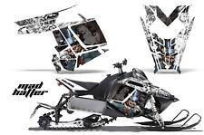 AMR RACING GRAPHIC DECAL WRAP KIT POLARIS RUSH PRO RMK 600/800 SLED SNOWMOBILE