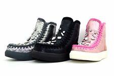 Scarpe bambina invernali scarpette bimba scarponcini caldi bimbi sneakers Kids