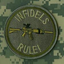 USMC FORCE RECON RANGERS SAS JTF2 DEATH SNIPER νeΙ©®⚙💀 INSIGNIA: INFIDEL RULES