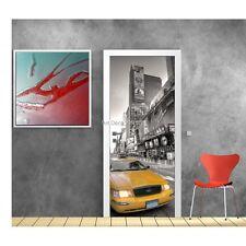 Adesivi porta decocrazione New York Taxi ref 569 569