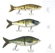 "Livingston Lures B Viper B Venom Swimbait 6""  Walleye - Small Mouth Bass - Pike"