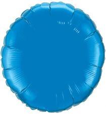 Anagram Bleu Anniversaire Fête Naissance Bébé Feuille Ballons à L'Hélium 45.7cm