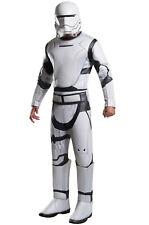 Star Wars The Force Awakens Deluxe Flametrooper Adult Costume