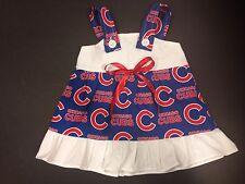 MLB Chicago Cubs Baby Infant Toddler Girls Dress *YOU PICK SIZE*
