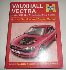 Vectra 1998 car service repair manuals ebay vauxhall opel vectra workshop repair manual book 1995 1998 fandeluxe Choice Image