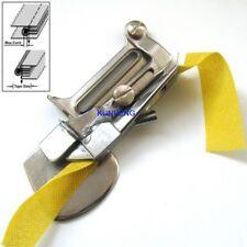 #A46A 1PCS CORD EDGE PIPING Folder Binder ajustement pour Singer Brother Bernina