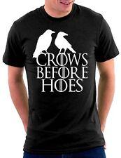 G O T Corvo before Hoes T-shirt