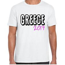 Grecia 2017 Vacaciones - MensT camisa - despedidas de solteros de viaje clubbing