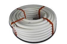 "Sanitation Hose 38mm 11/2"" White PVC Toilet Waste Pipe Boat Marine TH38"