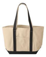 Liberty Bags Winward Canvas Tote 8871 OS