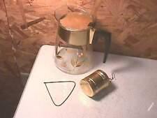 Douglas Flameproof Glass Stove Top Tea Kettle- Nice