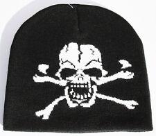 Skull Beanies - 4 Colors - NEW