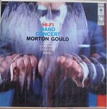 MORTON GOULD, HI FI BAND CONCERT - COLUMBIA LP